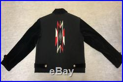 Beautifully Made 30s 40s 50s Style Woven Native American Chimayo Jacket Talon