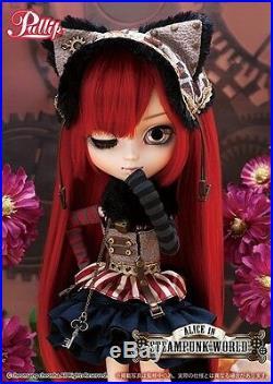 Pullip Cheshire Cat in STEAMPUNK WORLD P-183 310mm figure doll JAPAN