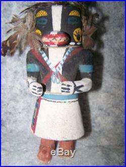 Vintage Hopi Kachina Doll Dolls Jimmy Kewanwytewa 4
