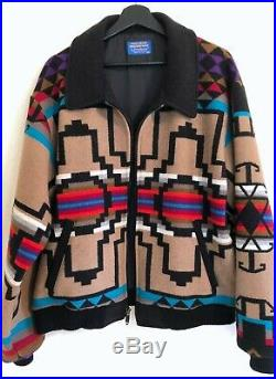 Vintage Mens PENDLETON High Grade Western Wear Tribal Native American Size XL