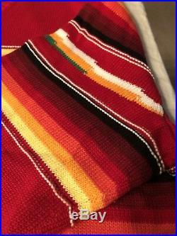 Vintage Polo Ralph Lauren Sweater Beacon Aztec Native American Navajo 2XL XXL